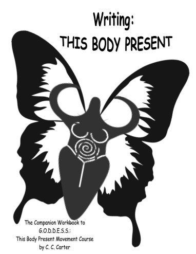 Writing This Body present Workbook - Cover